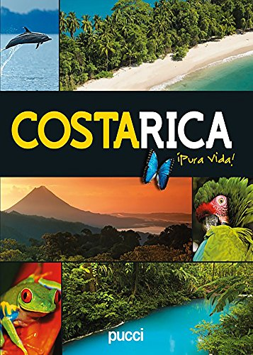 Costa Rica Pura Vida (English and Spanish Edition)