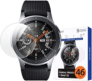 Samsung Galaxy Watch/Gear S3 Araree Core H plus Tempered Glass 46mm - Clear