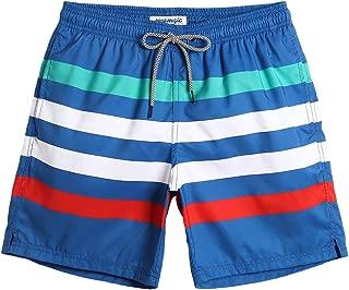 Mens Florida USA Friendship Flag Boardshorts Swim Trunks No Mesh Lining