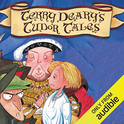 Terry Deary's Tudor Tales cover art
