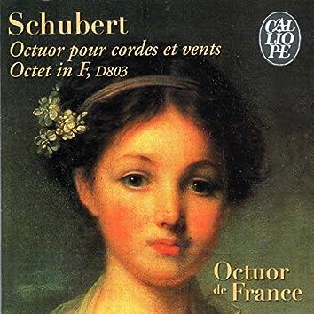 Schubert: Octet, Op. 166, D. 803