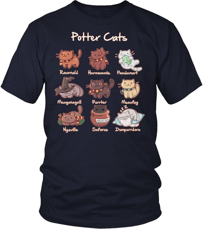 - Funny Potter Cats - - - Cat Mashup Hoodie, Tshirt and Sweatshirt sweatshirt af1824