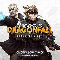 SHADOWRUN: DRAGONFALL (SOUNDTRACK) [LP] (180 GRAM, BLACK VINYL) [12 inch Analog]