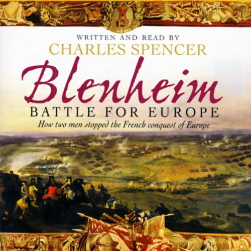 Blenheim cover art