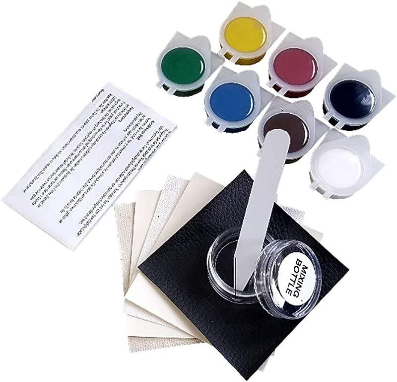 Panzisun Leather Repair Cream Color Paste Shoe Polish Coloring Agent Stain Wax Burns Holes Repair Agent