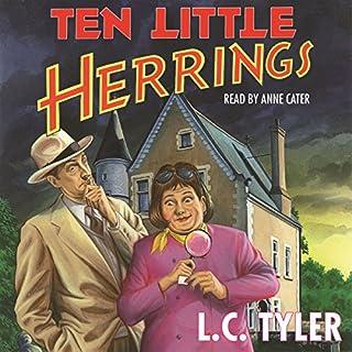 Ten Little Herrings cover art