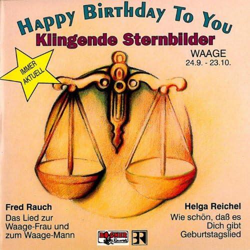 Rebensburg Singers, Fred Rauch & Helga Reichel