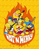 Empire Merchandising 523242 The Simpsons - Hot and