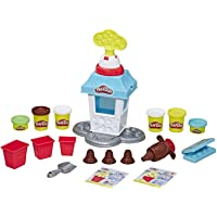 Play-Doh Kitchen Creations Popcorn Party Play Food Set with 6 Cans