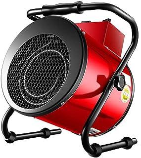 CJC Termoventiladores y calefactores cerámicos Espacio Ventilador Cerámico PTC 5KW 9KW 380V Portátil Industrial Taller Garaje Tres Fase (Tamaño : 9KW/380V/50HZ)