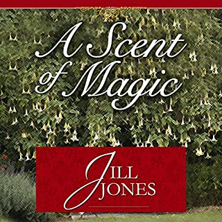 A Scent of Magic audiobook cover art