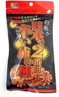 ケイ・エスカンパニィー 自称! ?日本で2番目に辛い柿の種 50g×10袋