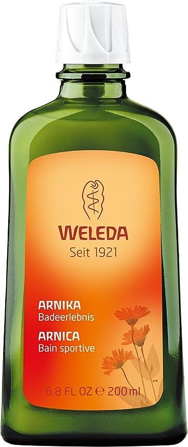 緊張知事時々WELEDA(ヴェレダ) アルニカ バスミルク 200ml