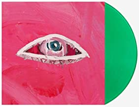 Fever Dream - Exclusive Limited Edition Green Colored Vinyl LP