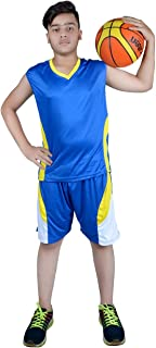 A&H Fashion Kid's Boys Basketball Jersey Sport Training Tank Vest Shirt Kit New