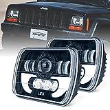 xj jeep headlight conversion - Xprite 5x7