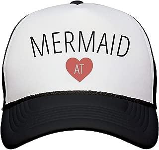Mermaid at Heart: Snapback Trucker Hat