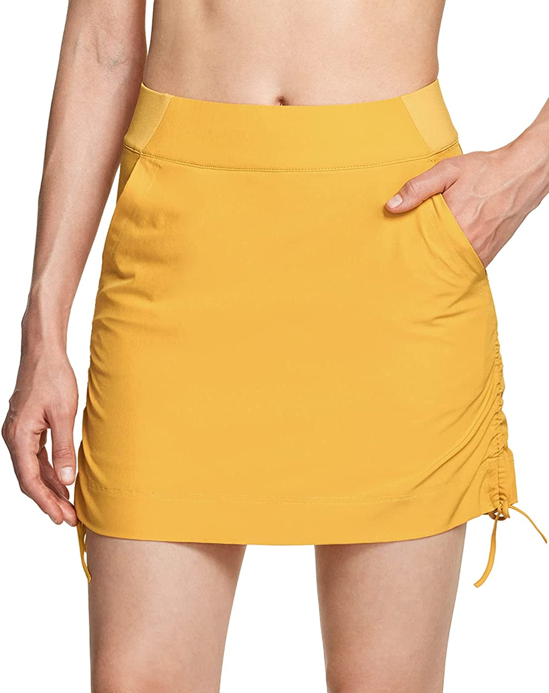 CQR Women's Outdoor Skort Bombing new Beauty products work UPF Athletic Skirt Casual Active 50+