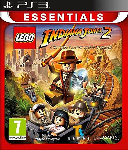 Lego Indiana Jones 2: Adventure Continues [Importación Francesa]