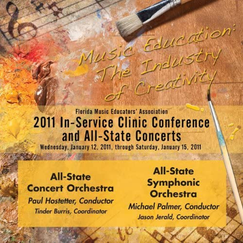 Florida All-State Symphonic Orchestra