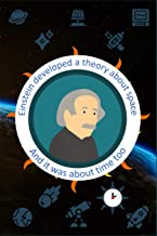 Einstein developed a theory about space And it was about time too: Einstein developed a theory about space And it was about time too - Funny Novelty ... ~ Notebook / Diary / Journal ~ Small 6