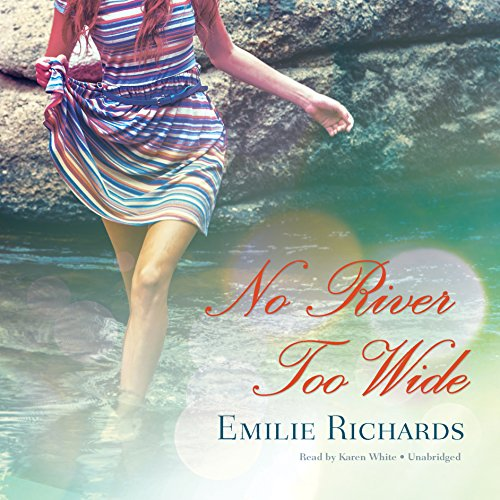 No River Too Wide audiobook cover art