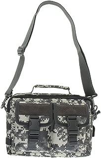 Homyl Multifunction Satchel School Shoulder Messenger Bookbag Travel Bag for iPad Book Phone