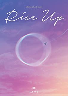 Fantagio Music Astro - Rise Up (Special Mini Album) CD+Booklet+2Photocards+Clear Postcard