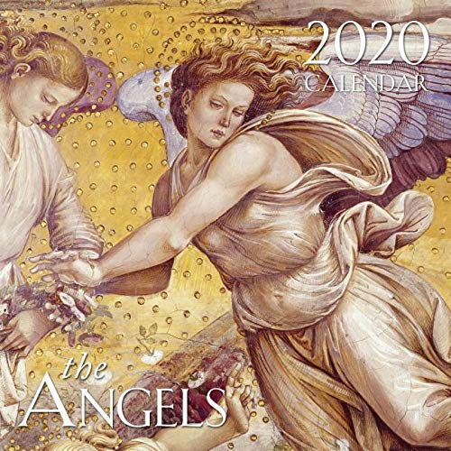 2020 the Angels Catholic Wall Calendar
