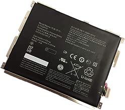 Civhomy Replacement L11C2P32 6340mAh Battery for Lenovo IdeaTab 10.1-Inch S6000 S6000-F S6000F S6000-H S6000H Tablet 1000 A3000 S600H A3000-H L11C2P32 1/CP3/62/147-2 1/CP4/62/147-2 L11C2P31 L12D2P31