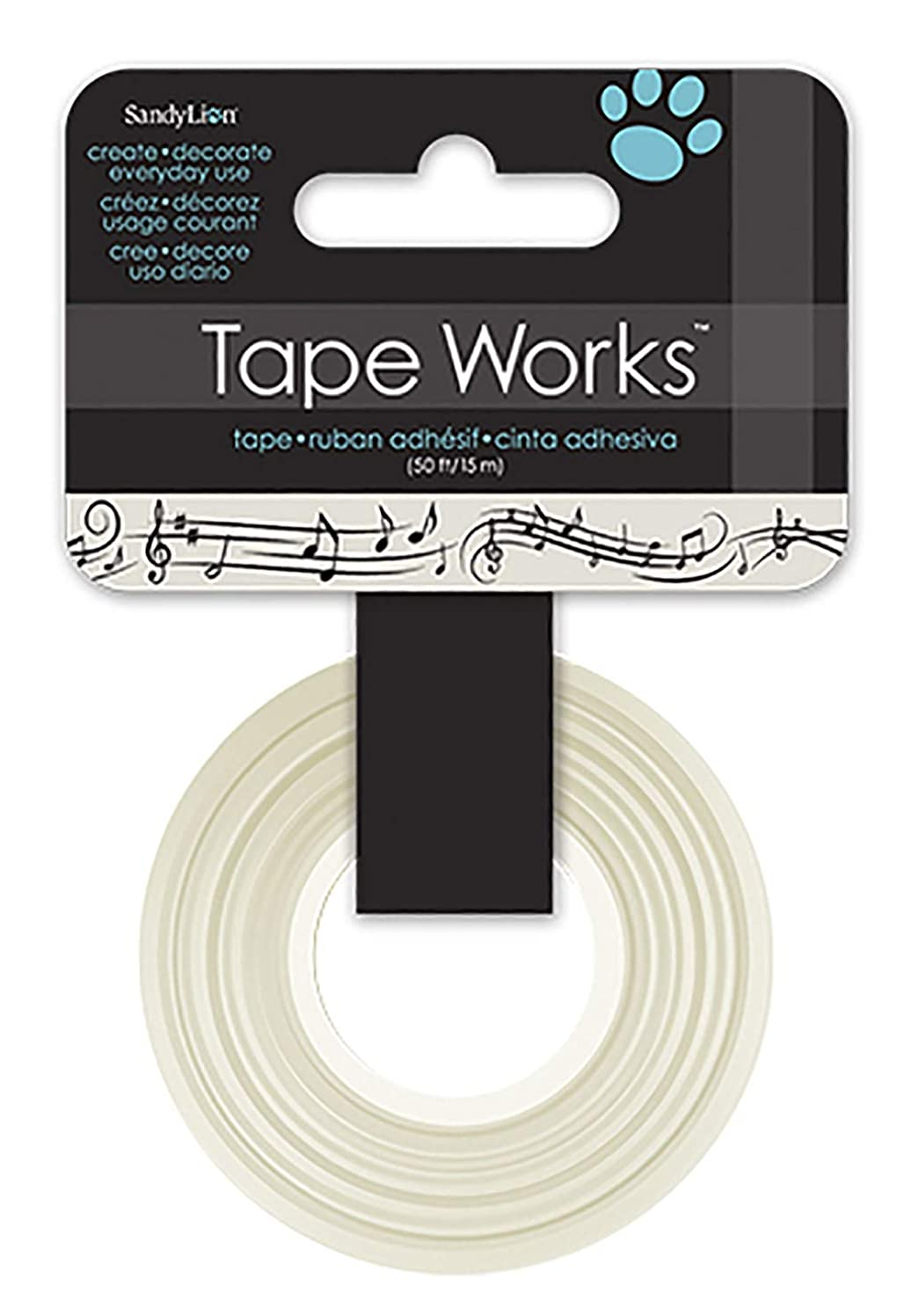 Tape Works Sbtape Musical Notes
