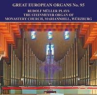 Various: Great European Organs