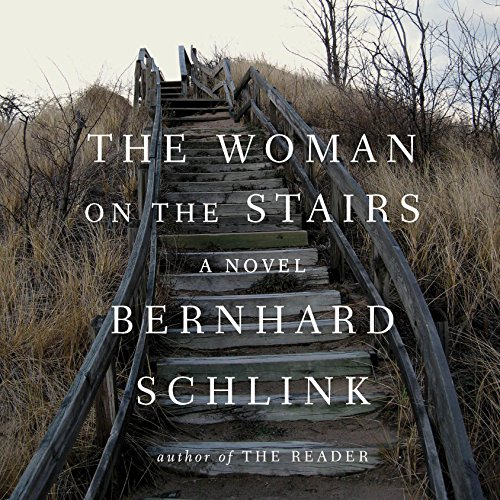 The Woman on the Stairs     A Novel              By:                                                                                                                                 Bernhard Schlink,                                                                                        Joyce Hackett - translator,                                                                                        Bradley Schmidt - translator                               Narrated by:                                                                                                                                 Christopher Grove                      Length: 5 hrs and 40 mins     16 ratings     Overall 3.4
