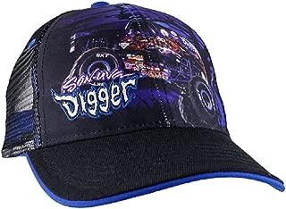 Youth Son-Uva Digger Mesh Cap Black