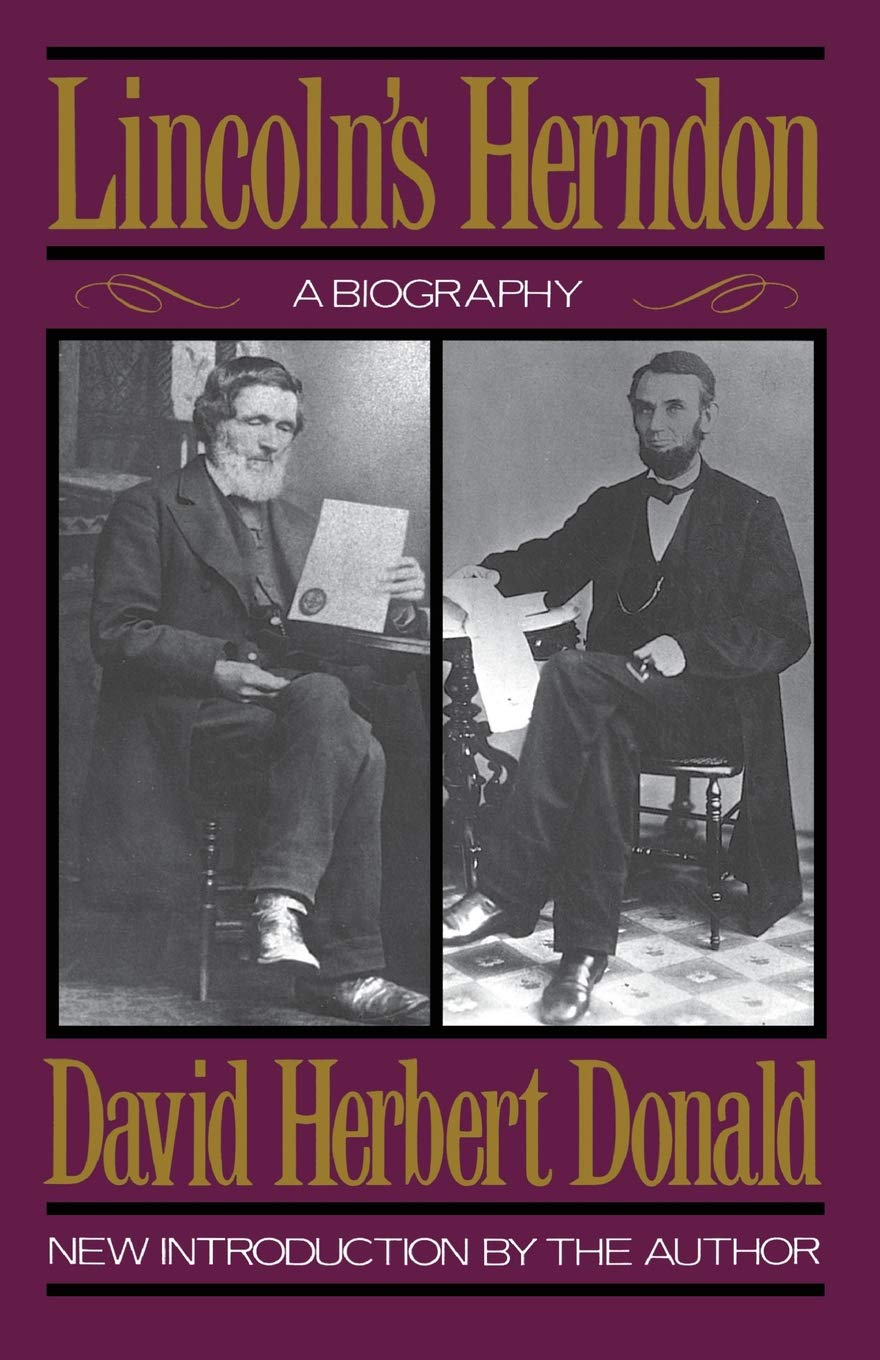 Download Lincoln's Herndon (A Da Capo Paperback) 