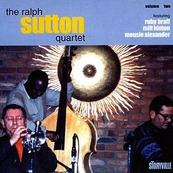 The Ralph Sutton Quartet Vol. 2