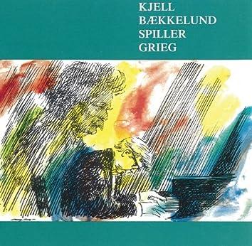 Kjell Bækkelund Spiller Grieg