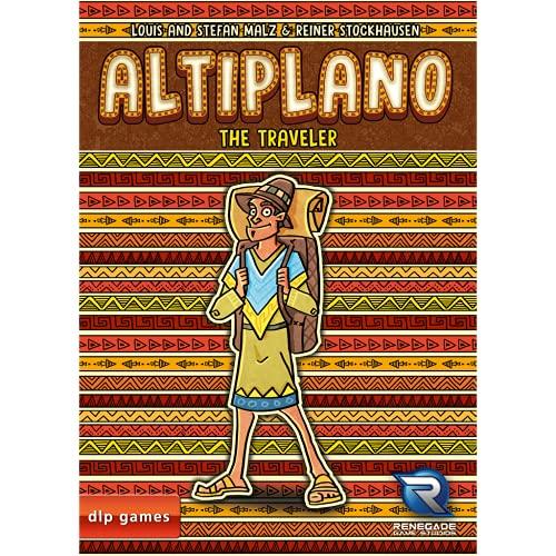Cryptozoic Entertainment- Altiplano: El Viajero, Multicolor (DLP1065)