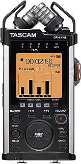 TASCAM リニアPCMレコーダー DR-44WL VER2-J