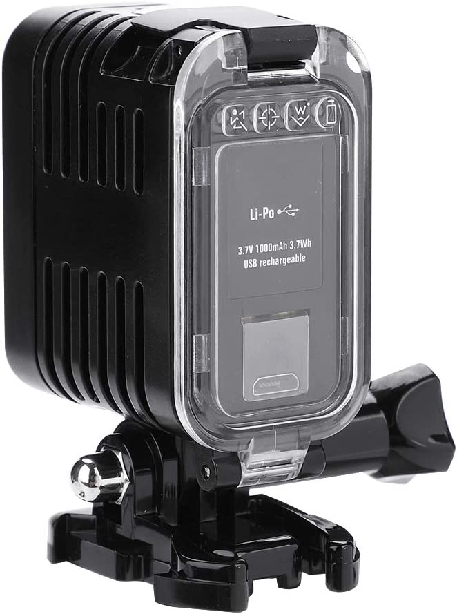Super special price Underwater LED Fill Financial sales sale Light Portable Dou 280 Lum Single Adjustable