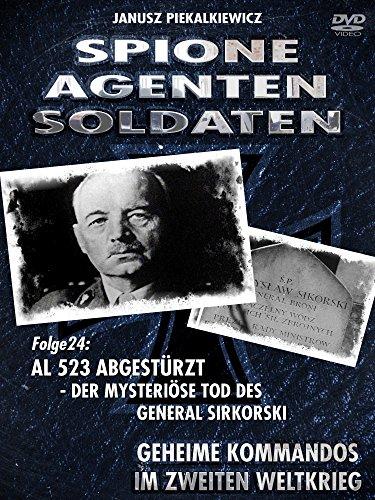 Spione-Agenten-Soldaten - AL S23 Abgestьrtzt