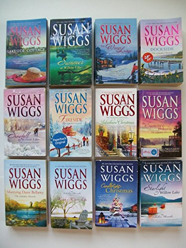 Lakeshore Chronicles (Complete Set of 12) Lakeside Cottage ~to~ Starlight on Willow Lake