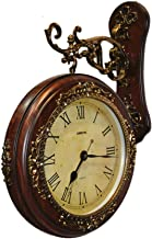 Two-side Face Wall Clock- Lisheng AB8075A-1 (S) KEWI Clock
