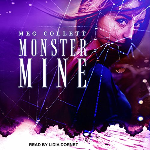 Monster Mine audiobook cover art