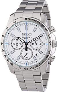 Chronograph Overseas Model SSB025PC (P1) Men's Watch Japan Import