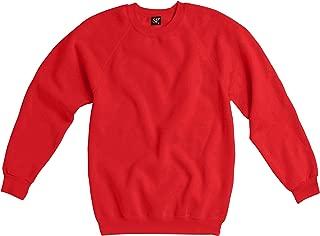 Ladies/Womens Raglan Sleeve Crew Neck Sweatshirt