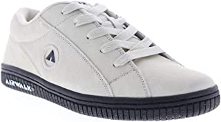 Mens Stark White Athletic Skate Shoes 12