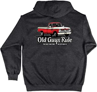 Hooded Sweatshirt for Men | They Don't Make Them Like They Used to | Pullover Hoodie | Gravel
