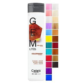 Celeb Luxury Intense Color Depositing Colorwash Shampoo