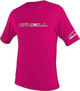 1034d4aec567 O Neill Youth Basic Skins UPF 50+ Short Sleeve Sun Shirt